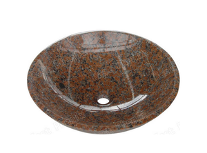 Granite/Marble/Onyx/Quartz Stone Wash Sink para Bathroom, Kitchen3
